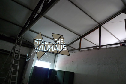 Synae im Gaswerk