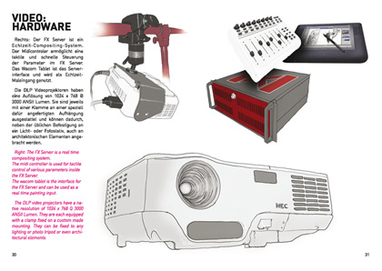Bauhausmaschine Katalog